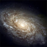Image of the spiral galaxy NGC 4414