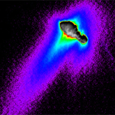 Comet Borrelly as Seen By Deep Space 1