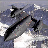 Blackbird SR-71 - The fastest jet plane
