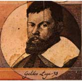 Galileo at age 38.